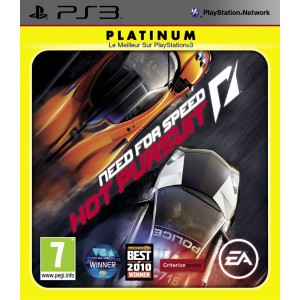 Need for speed : Hot Pursuit Platinum [PS3]