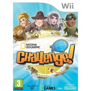 National Geographic Challenge ! [WII]