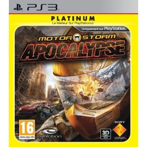 MotorStorm:Apocalypse Platinum [PS3]