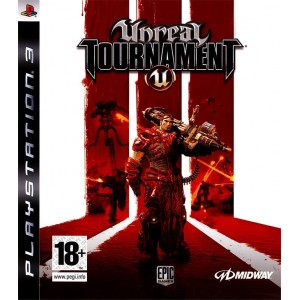Unreal Tournament 3 [PS3]