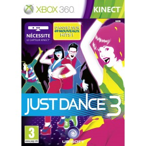 Just Dance 3 [360]