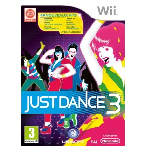 Just Dance 3 [WII]