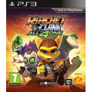 Ratchet & Clank : All 4 One [PS3]