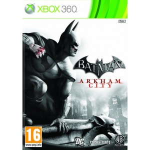 Batman Arkham City [360]
