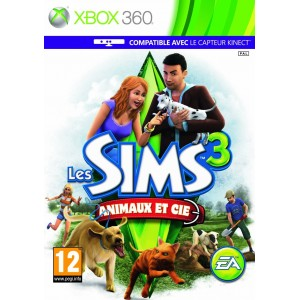 Les Sims 3 : Animaux & Cie [360]