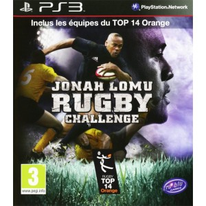 Jonah Lomu Rugby Challenge [PS3]