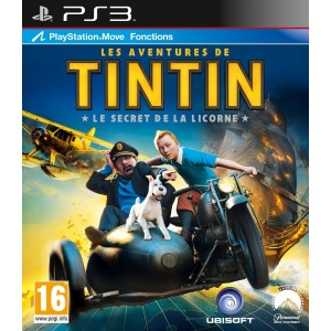 Tintin : Le Secret de la Licorne [PS3]