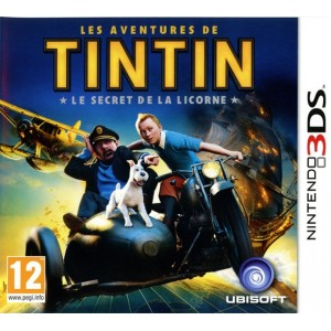 Tintin : Le Secret de la Licorne [3DS]