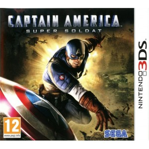 Captain America : Super Soldier [3DS]