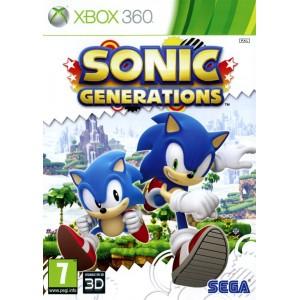 Sonic Generations [360]