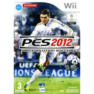 PES 2012 [WII]