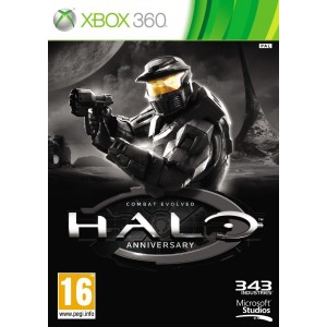Halo Combat Evolved - Anniversary Edition [360]