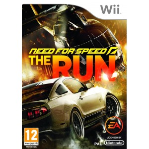 Need for Speed : The Run [WII]
