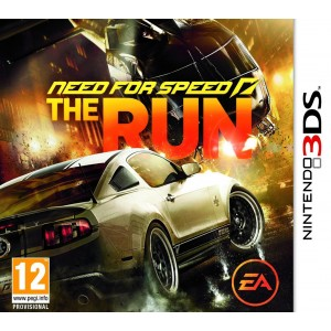 Need for Speed : The Run [3DS]