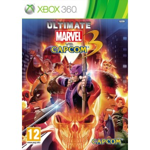Ultimate Marvel Vs Capcom 3 [360]