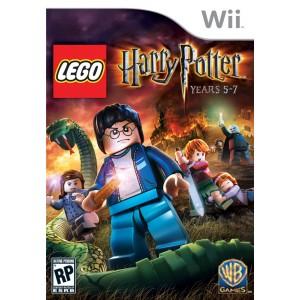 Lego Harry Potter Année 5 à 7 [WII]