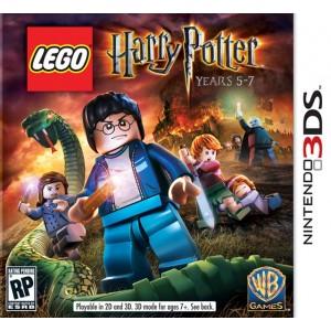 Lego Harry Potter Année 5 à 7 [3DS]