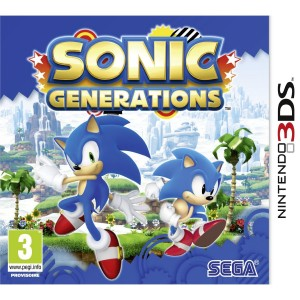 Sonic Generations [3DS]