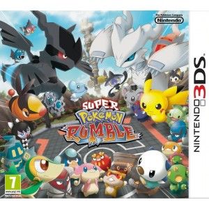 Super Pokémon Rumble [3DS]