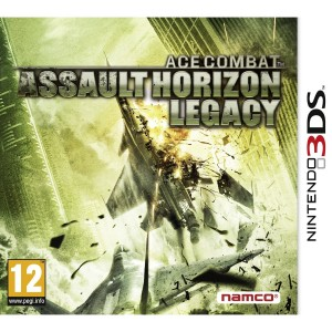 Ace Combat : Assault Horizon Legacy [3DS]