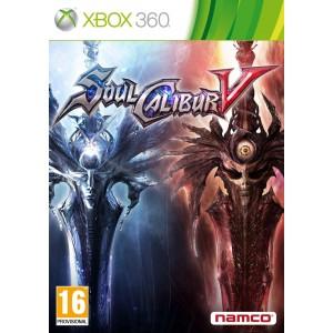 SoulCalibur V [360]
