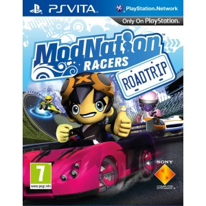 ModNation Racers : Road Trip [Vita]