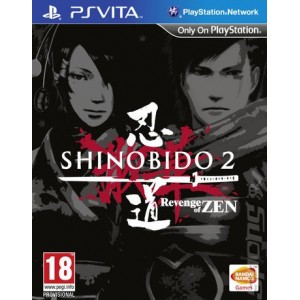Shinobido 2 : Revenge of Zen [Vita]