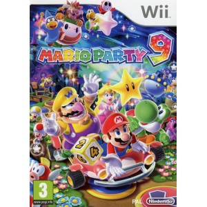 Mario party 9 [WII]