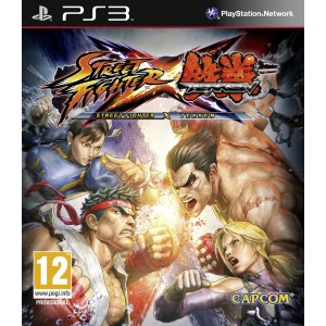 Street Fighter X Tekken [PS3]