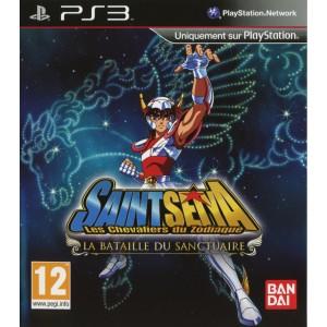 Saint Seiya : les Chevaliers du Zodiaque - la bataille du sanctuaire [PS3]