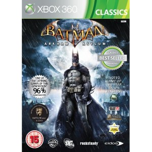 Batman Arkham Asylum Classics [UK 360]