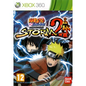 Naruto Shippuden : Ultimate Ninja Storm 2 [UK 360]