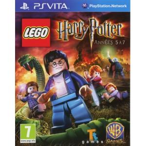 Lego Harry Potter : Années 5 à 7 [Vita]
