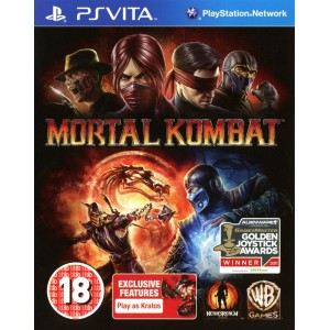 Mortal Kombat [Vita]