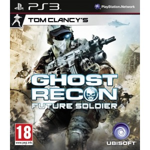 Ghost Recon : Future Soldier [PS3]