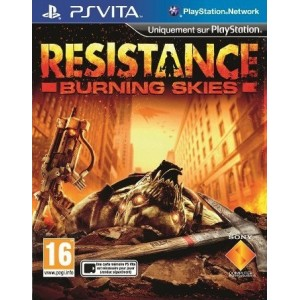 Resistance Burning Skies [VITA]