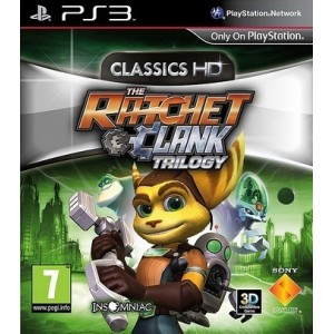 Ratchet & Clank Trilogy Hd Collection [PS3]