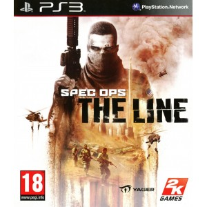 Spec Ops : The Line  [PS3]