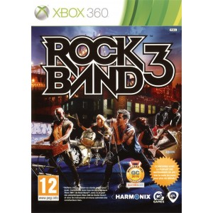 Rock Band 3 [360]