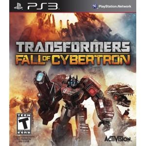 Transformers : La Chute de Cybertron [PS3]