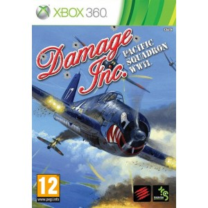 Damage Inc. Pacific Squadron WWII [360]