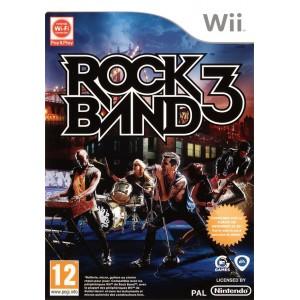 Rock Band 3 [WII]
