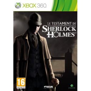 Le testament de Sherlock [360]