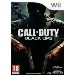 Call of Duty : Black Ops [WII]