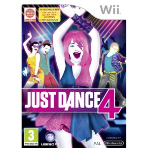 Just dance 4 [WII]