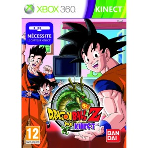Dragon Ball Z Kinect [360]