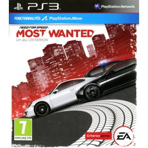 Need for Speed : Most Wanted [PS3]