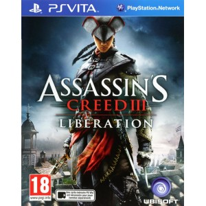 Assassin&#039;s Creed III : Liberation [Vita]