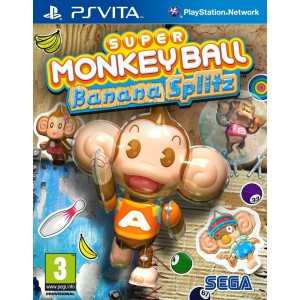 Super Monkey Ball : Banana Splitz [Vita]