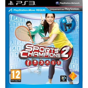 Sports Champions 2 [PS3]